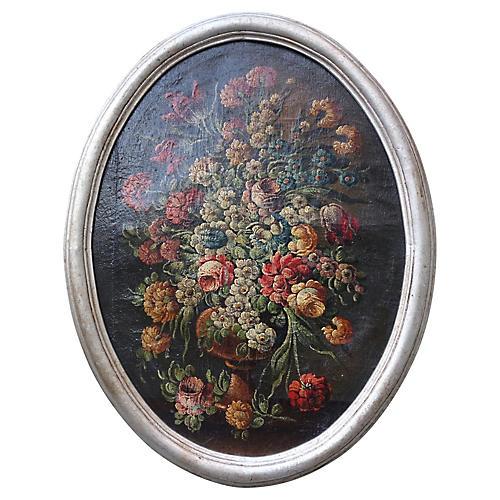 Italian Floral Still Life