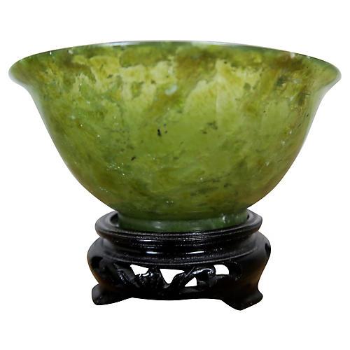 Spinach Jade Mustard Bowl