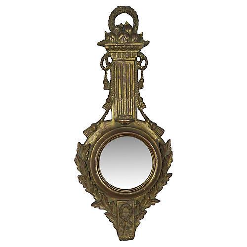 1930's Italian Giltwood Mirror