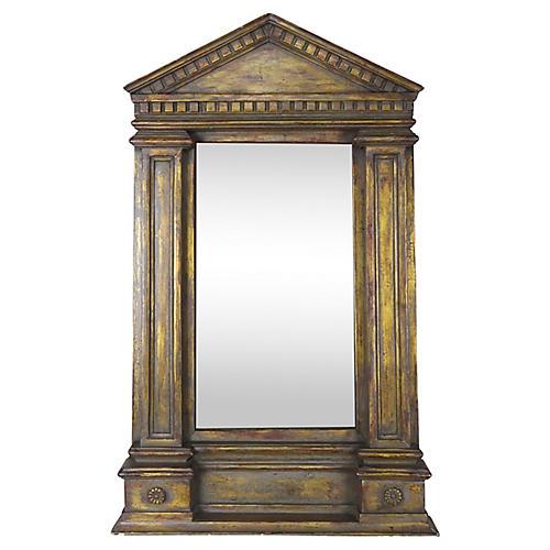 19th-C Italian Neoclassical Style Mirror