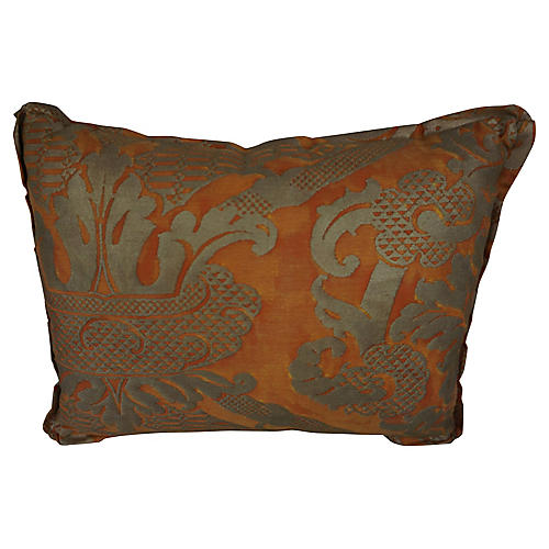 Fortuny Accent Pillow
