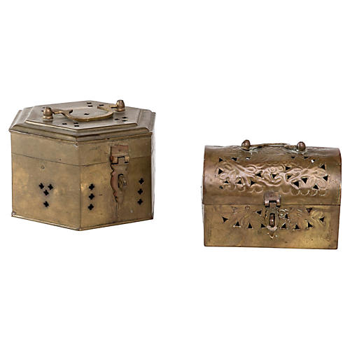 Brass Boxes, S/2