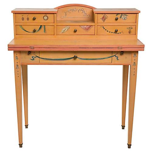 Trompe-L'Oeil Writing Desk