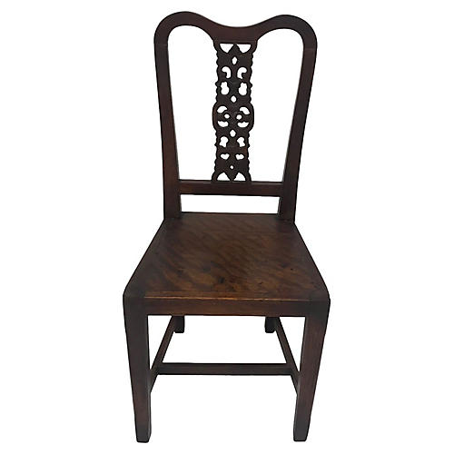 Early 20th Century Chinese Chair
