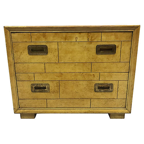 Mid-Century Lane Campaign Chest