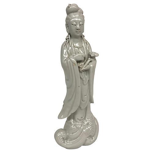 Blanc de Chine Figurine