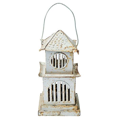 Metal Pagoda Lantern