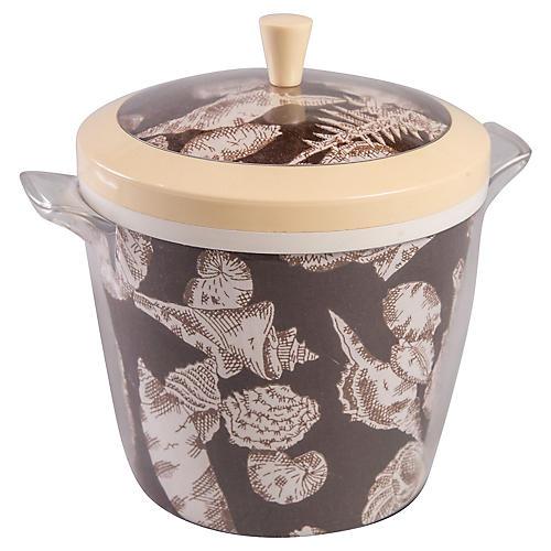 Shell Ice Bucket
