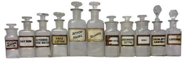 American Label Bottles, S/11