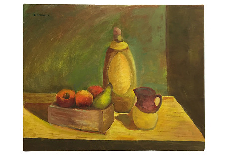 Still Life by G. Hambrick