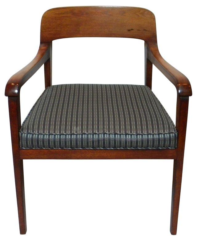 1970s  Baker Furniture Chair