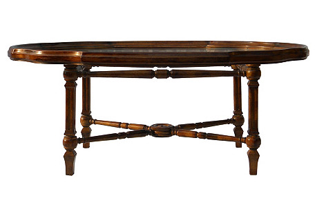 Tray-Style Coffee Table