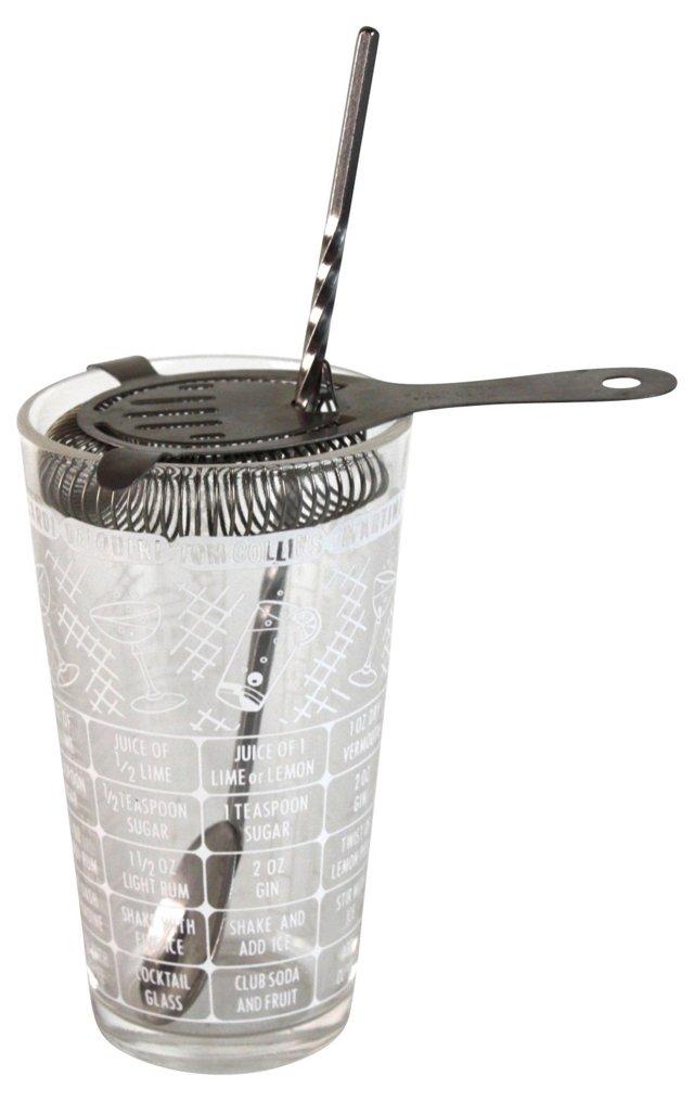 Cocktail  Mixer & Stirrer