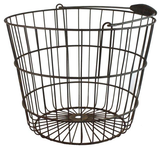 Farmers Market Industrial Basket