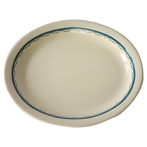 Hotel Serving Platter