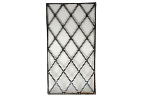 English Cottage Glass Window