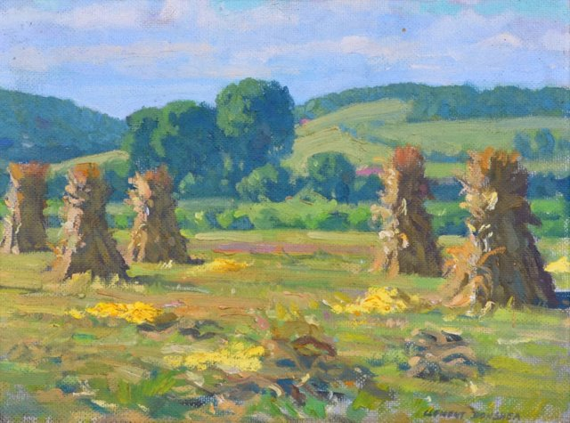 Country Landscape, Clement Donshea