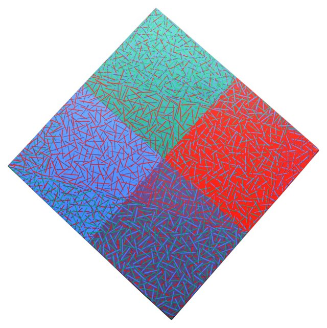 Optical Art, Geometric Abstract
