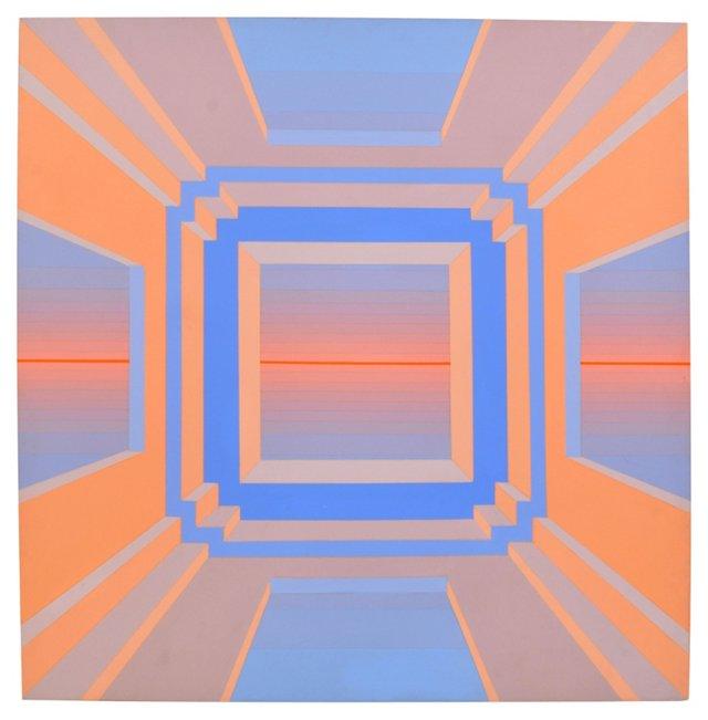 Geometric Abstract, Earl Kells