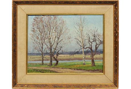 Marsh Landscape