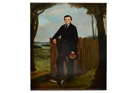 Early American Portrait