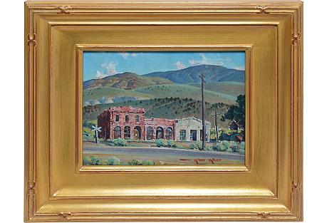 Washoe City Nevada by Arthur Meltzer