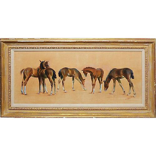 Horse Portraits by Walt Wooten