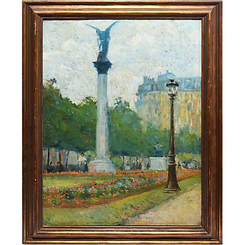 Paris Cityscape, Place de la Bastille