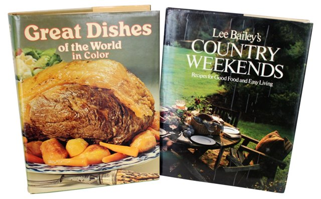 Country Weekends & Great Dishes, Pair