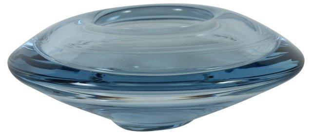 Midcentury Art Glass Dish