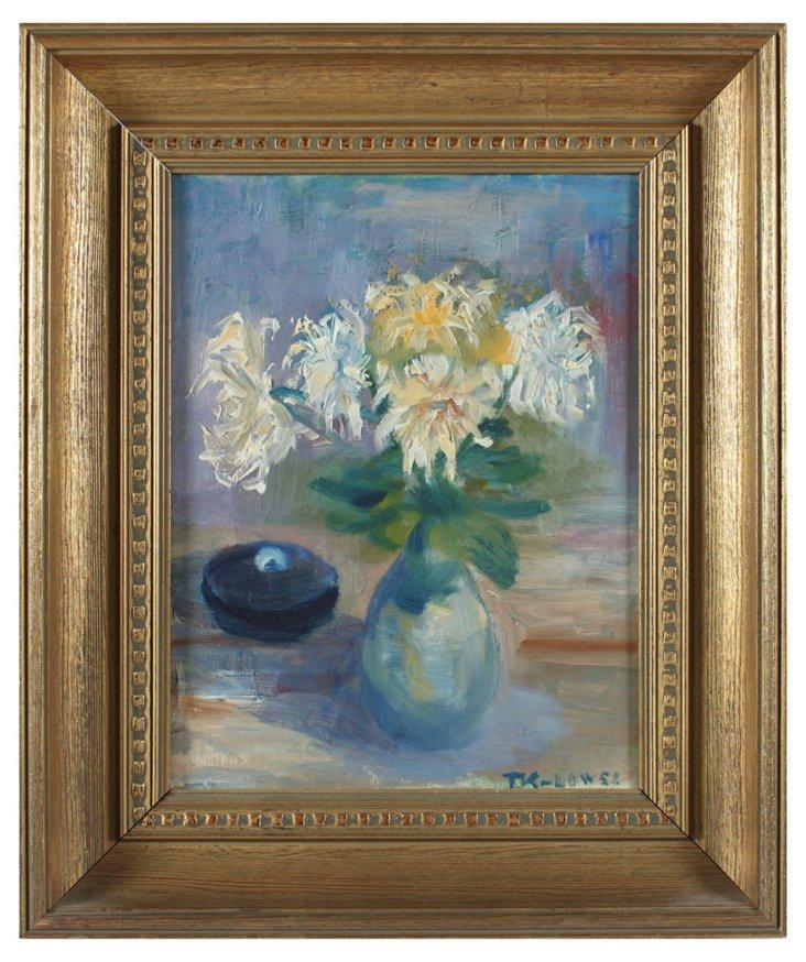 Floral Bouquet, 1952
