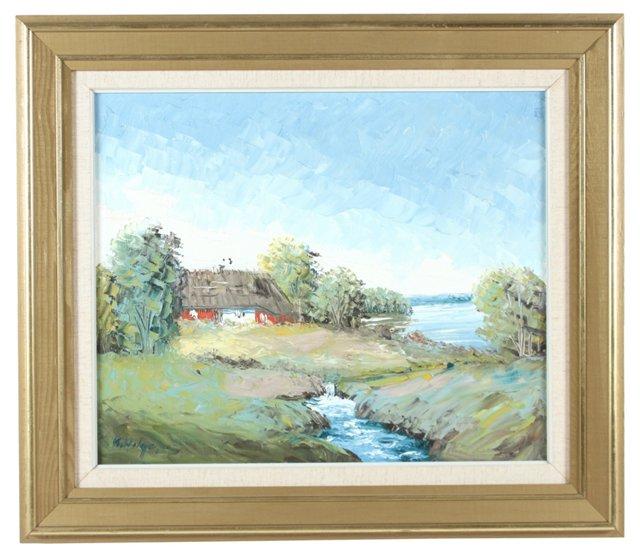 Karl Helgo Landscape