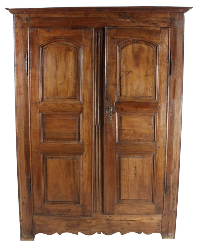 18th-C. Spanish Armoire