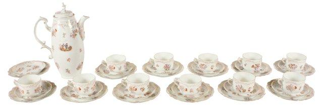 Rosenthal Tea Set, 37 Pcs