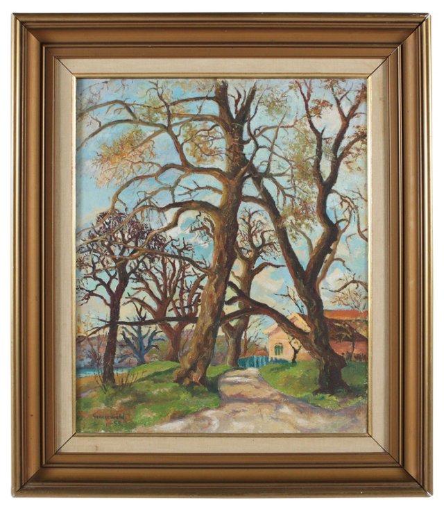 Woods, 1953