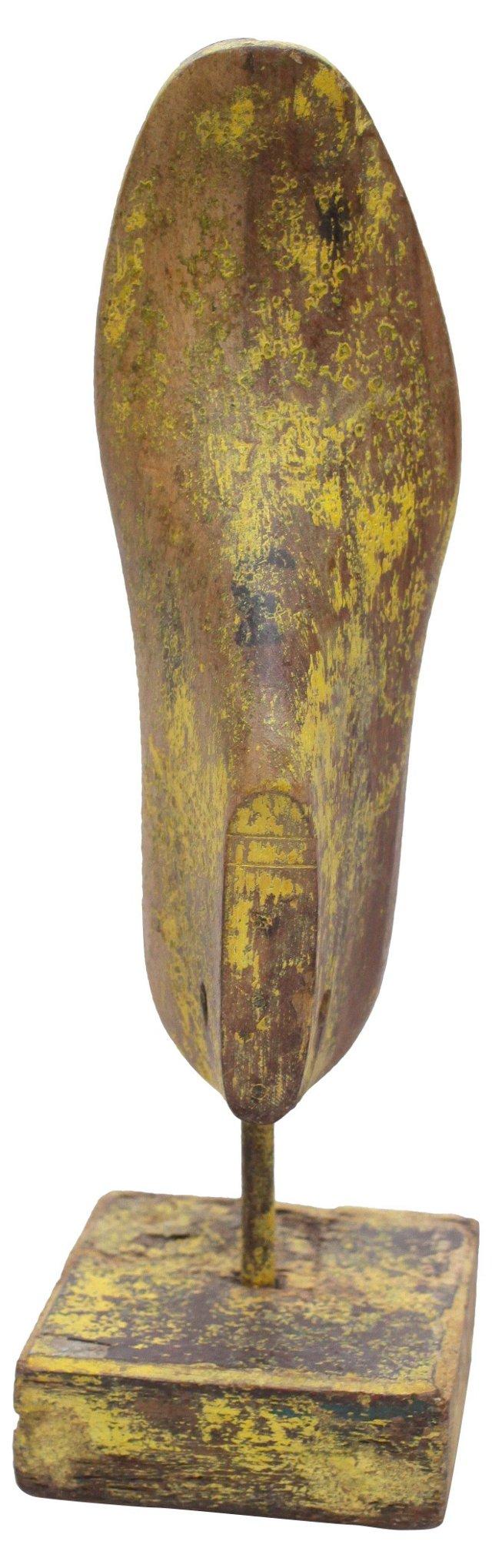 Cobbler's     Shoe Mold
