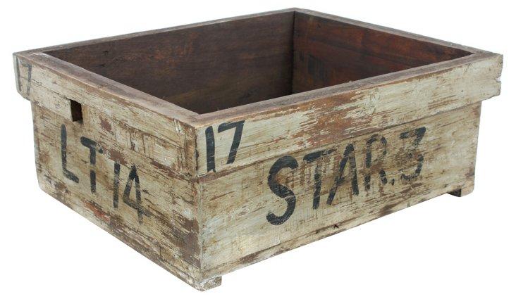 Wood Garden Box