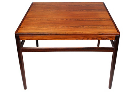 Danish Mobler Rosewood Coffee Table