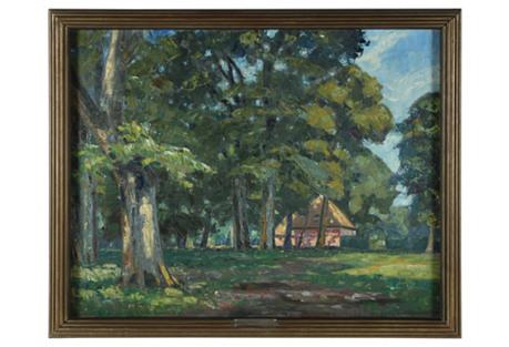 Arthur Nielsen Landscape Impression