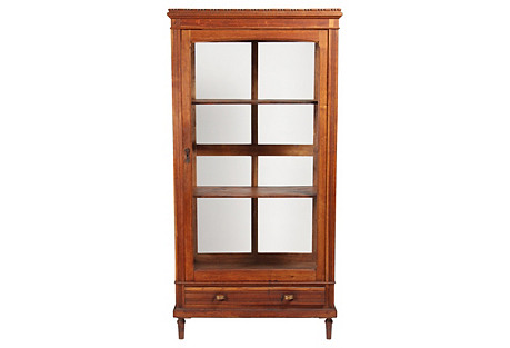 Antique Victorian-Style Cabinet