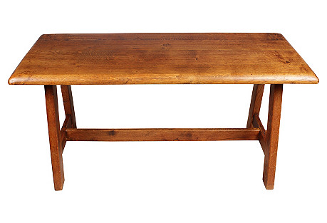 French County Coffee Table