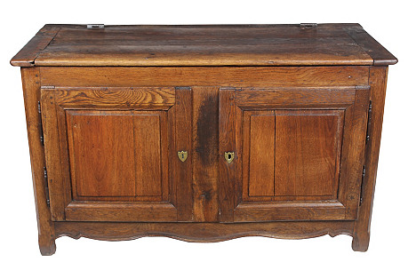 19th-C. Louis XV-Style Commode