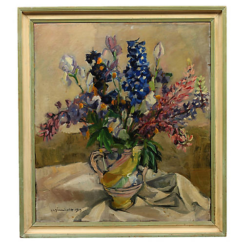 1925, Flowers From The Garden