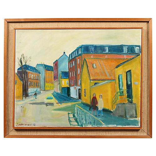 """Jorgen Wendt 'Valby Copenhagen"""""""