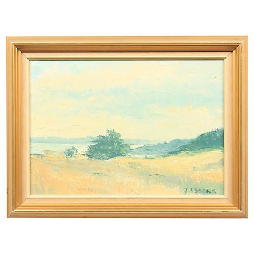 John Esborg Impressionist Landscape