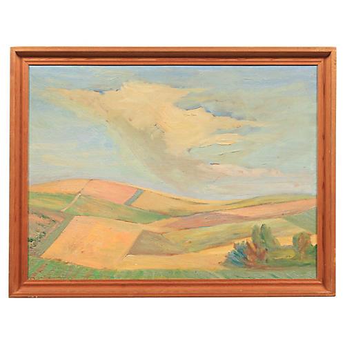 Anders Gudmundsen-Holmgreen Landscape
