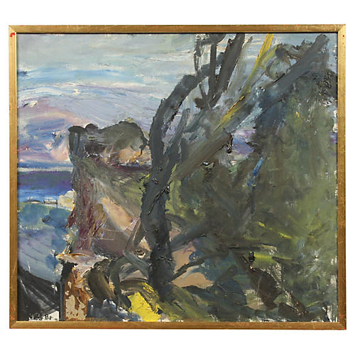 Abstract Landscape Palle Pelt
