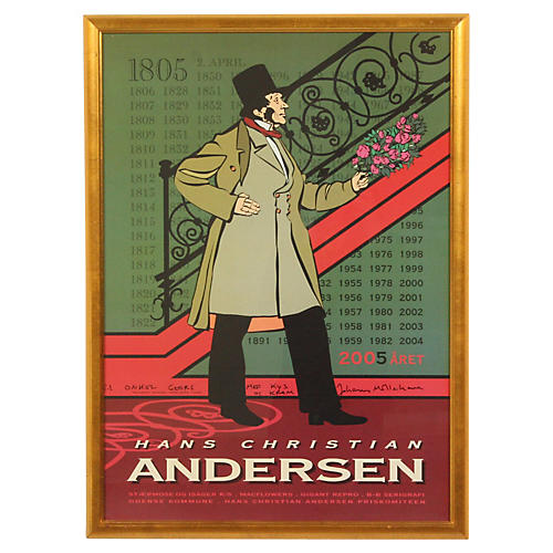 200 Years of Hans Christian Andersen