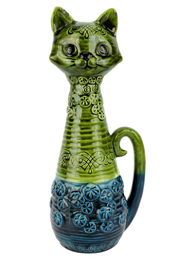1960s Inarco Ceramic Cat