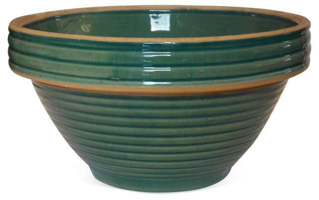 American Handcrafted Pottery Bowl